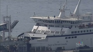 Mixed reaction to BC Ferries booze plans
