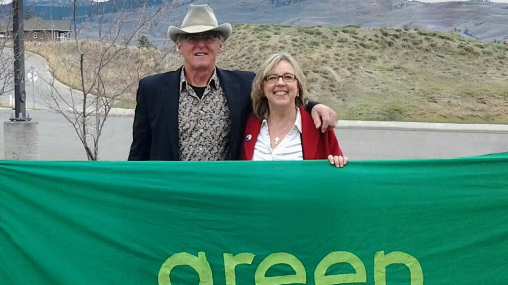 Elizabeth May's 'low-carbon' wedding to take place Monday