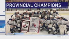 National female hockey championship begins Sunday