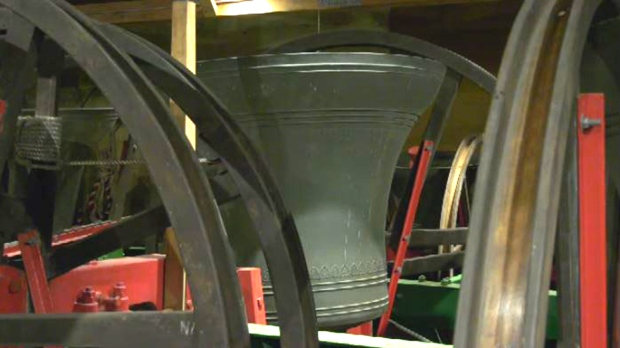Victoria church rings bells in tribute to Notre Dame