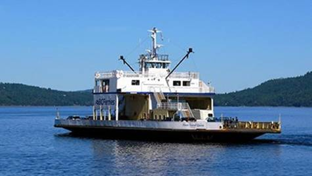 BC Ferries vessel listed on auction site for less than $11K