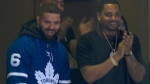 Drake, Maple Leafs