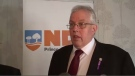 Joe Byrne, the NDP's leader, says it's time Prince Edward Island had a pharmacare program and an NDP MLA.