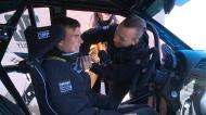 Teenage racecar driver talks inclusion