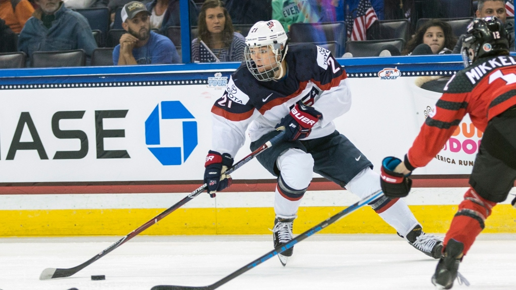 Players demand say in women's hockey future after CWHL folds