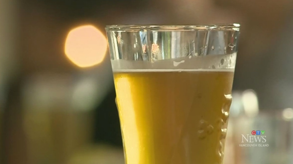 Alcoholic beverages must be purchased with a meal and are limited to one drink per customer. (CTV News)