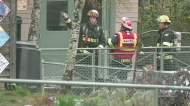 Series of small fires probed at Nanaimo school