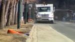 City of Calgary street sweeping