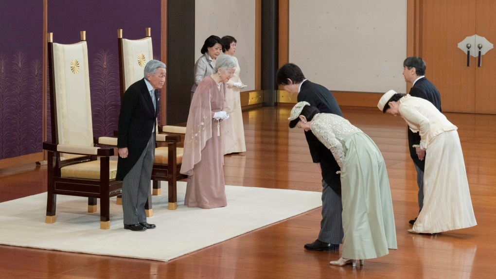 U.S. President Trump to visit Japan in late May, meet new emperor