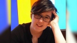 29-year-old journalist and author Lyra McKee is seen in this undated photo.