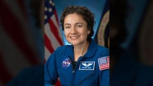 Astronaut Jessica Meir (Source: NASA)