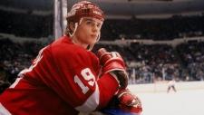 Former Detroit Red Wings captain Steve Yzerman. (Courtesy NHL.com)