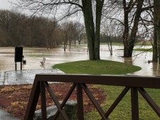 Greenhills Golf Club flooding
