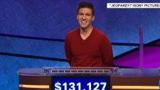 Professional sports gambler James Holzhauer