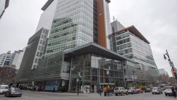 Concordia University's Downtown campus