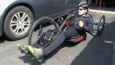 Riverview para-cyclist sets sights on 2020 Paralym