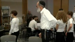 CTV Montreal: A Passover seder for hundreds