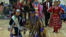 River East Collegiate Pow wow