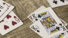 What makes the King of Hearts unique?