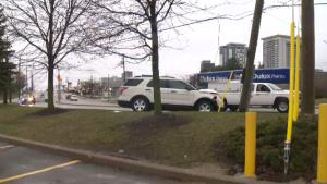 Weber crash SUV