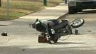 Fatal crash in the Avalon area