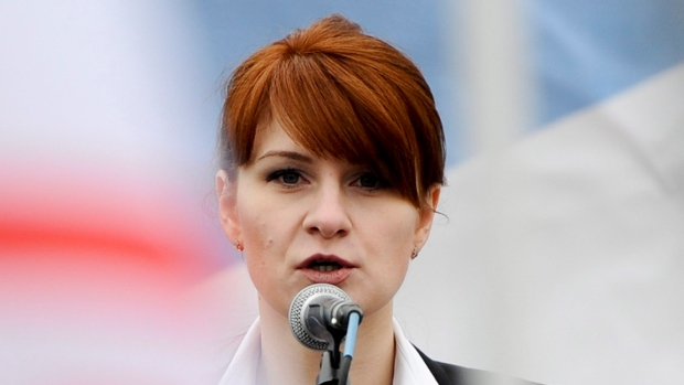 Maria Butina seeks a sentence of time served in new court filing