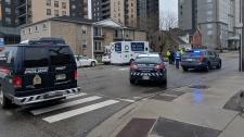 King Street Hickory gunshots