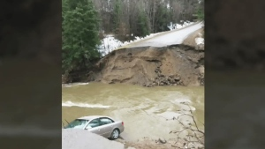One dead after flooding alert in Quebec