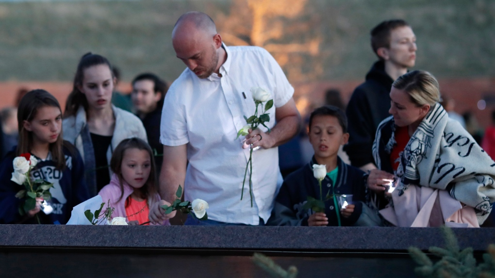 20 years after Columbine shooting, survivors remember 13 killed