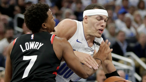 Nurse: Veteran Lowry leads Raptors both with his voice and