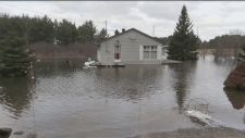 Flood warning issued for cottage country