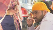 Attendees at this year's Vaisakhi celebration are being encouraged to sign up as blood and stem cell donors.