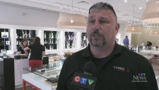 Northern Ontario's first retail pot store opens