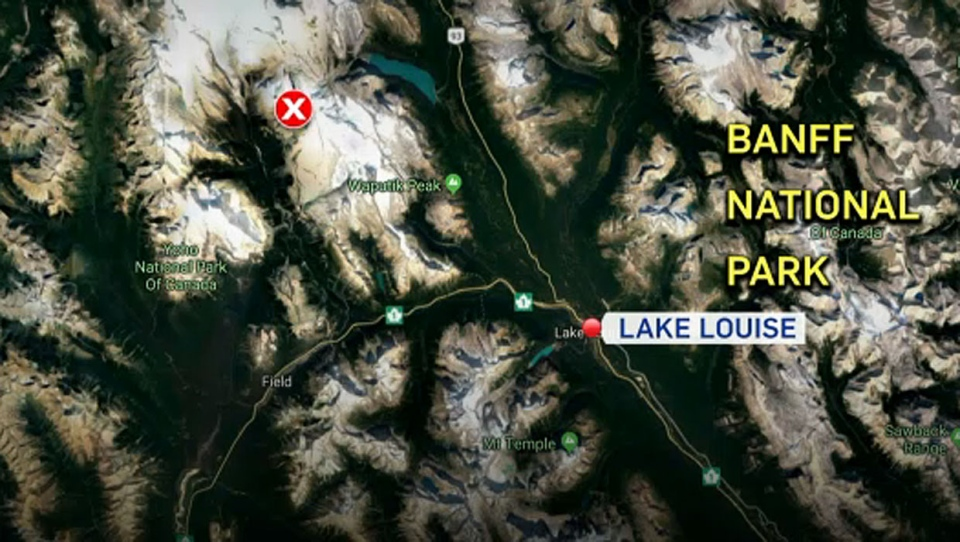 The man killed in an avalanche north of Lake Louise has been identified as a director in the oil and gas industry.