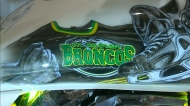 Motorcycle pays tribute to Humboldt Broncos