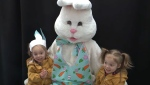 Easter celebration at the Galt Museum