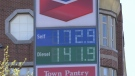 Gas prices hit yet another record-high in Metro Vancouver on Saturday, with many stations charging 172.9 cents a litre. April 20, 2019.