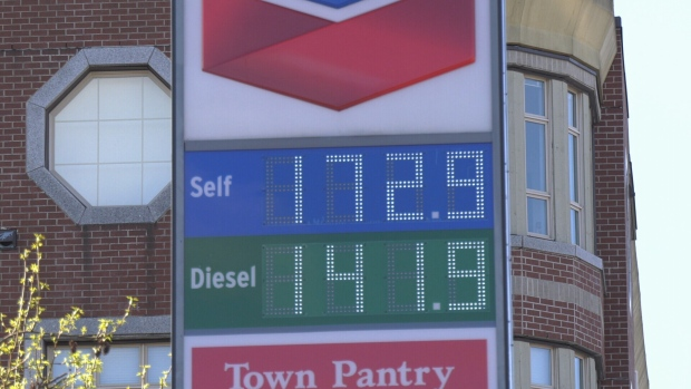 New record-high gas prices