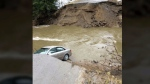 CTV National News: Que. woman killed in flood