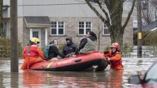Quebec flooding