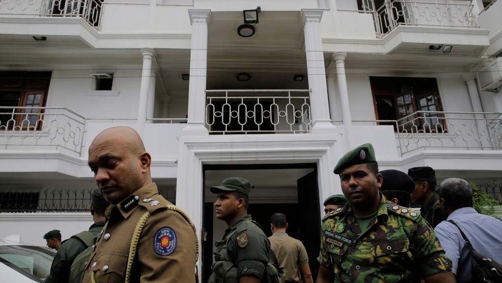 Global Affairs Canada warns of potential for more attacks in Sri Lanka