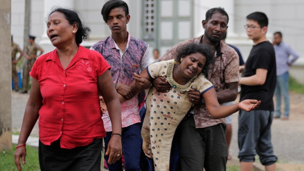 World reacts to horror of Sri Lanka bombings