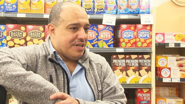 Food Fare owner Munther Zeid speaks with CTV Winnipeg on Saturday, April 20, 2019.