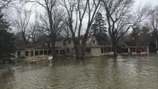 Laval flood