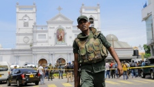 Coordinated attacks kill over 200 in Sri Lanka