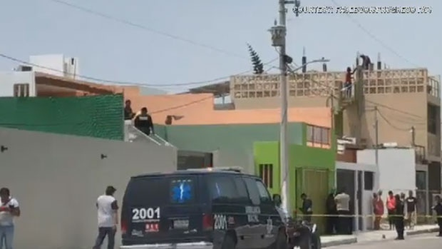 A Canadian man was found dead in the community of Progreso, Mexico, having been stabbed at least five times, according to Mexican media reports. (PHOTO COURTESY: Progreso Hoy)