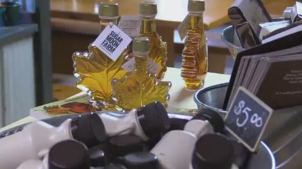 N.S. maple syrup farm celebrates record breaking season