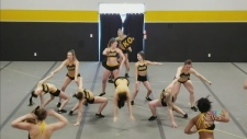 Cheer team heading to international competition