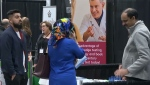 Health and wellness show in Calgary