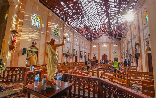 Sri Lanka Easter Sunday bombings